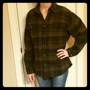 Warm flannel